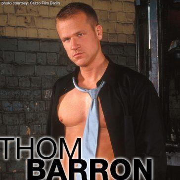 THOM BARRON