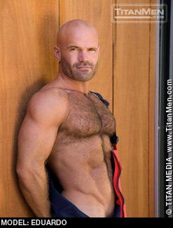 Gay male porn star eduardo