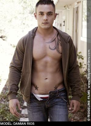 510613-dam0626.jpg Damian Rios Tattooed Slender Handsome American Gay porn star
