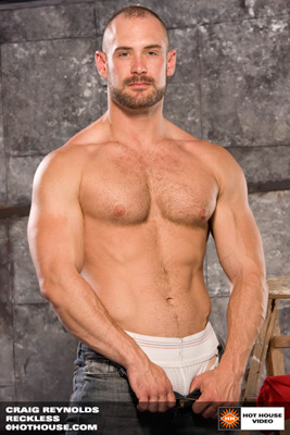 House Exclusive Gay Porn performer Craig Reynolds