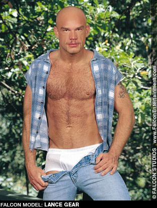 Lance Gear American Gay Porn star