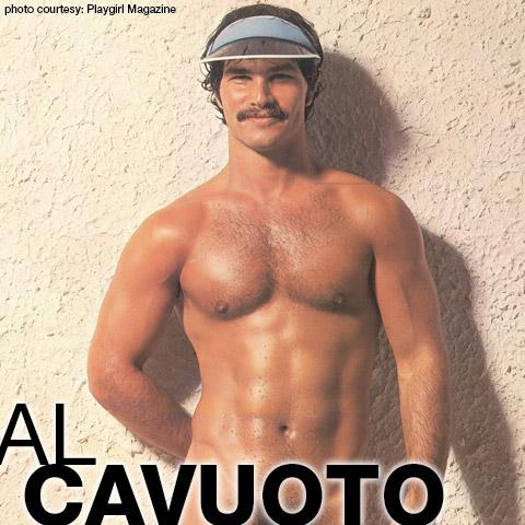 Otb Porn Star David - Al Cavuoto Handsome 1975 Playgirl Centerfold | smutjunkies ...