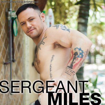 SERGEANT MILES