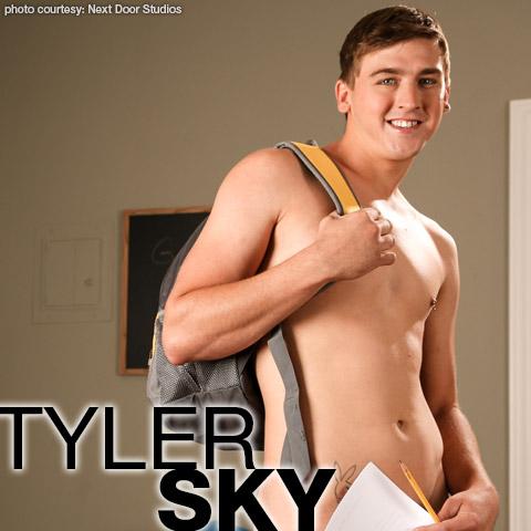 Tyler Sky Gay Porn