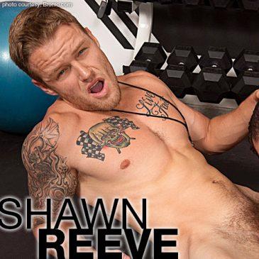 SHAWN REEVE