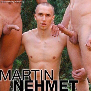 MARTIN NEHMET<br />ROBERTO CRUIZ