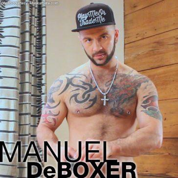 MANUEL DeBOXER