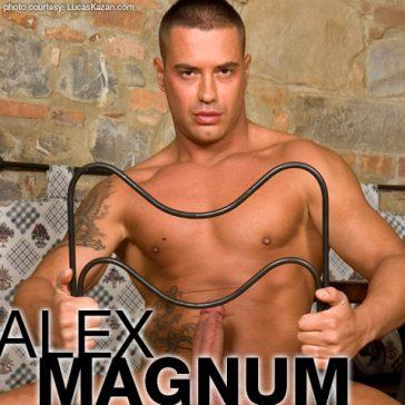 ALEX MAGNUM