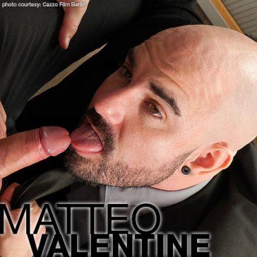 MATTEO VALENTINE