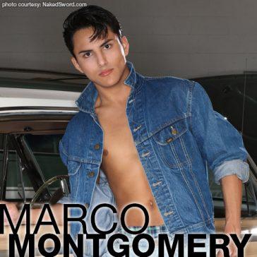 MARCO MONTGOMERY