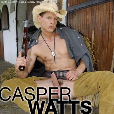 CASPER WATTS