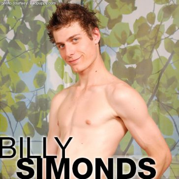BILLY SIMONDS