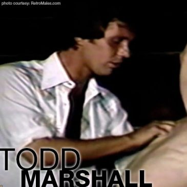 TODD MARSHAL