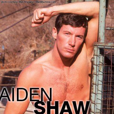 Aiden Shaw gay porno