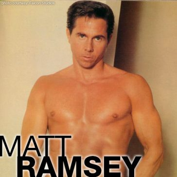 Matt Ramsey porno gay