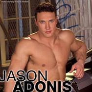 Jason Adonis Falcon Studios American Gay Porn Star & Playgirl model 100107 gayporn star