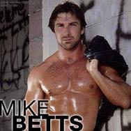 Mike Betts American Gay Porn Star 100202 gayporn star