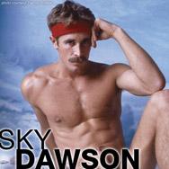 Sky Dawson Handsome American Gay Porn SuperStar 100416 gayporn star
