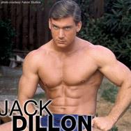 Jack Dillon Big Hunk of Muscle American Gay Porn Star 100451 gayporn star