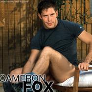 Cameron Fox Handsome Hung American Gay Porn Star 100528 gayporn star