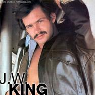J.W. King Jim King Handsome American Gay Porn Star 100716 gayporn star