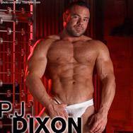 P.J. Dixon Handsome Ripped Muscle Bodybuilder American Gay Porn Star Gay Porn 104789 gayporn star
