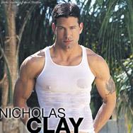 Nicholas Clay Ripped & Handsome Falcon Studios American Gay Porn Star 106707 gayporn star