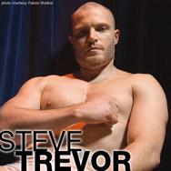 Steve Trevor Big Hung Dude American Gay Porn Star Gay Porn 107162 gayporn star