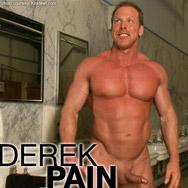 Derek Pain Slutty Muscle Kink Men American Gay Porn Star 118700 gayporn star