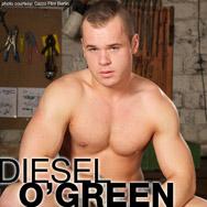Diesel O'Green Irish Uncut Versatile Handsome Gay Porn Star Gay Porn 127752 gayporn star