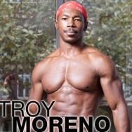 Troy Moreno Hung Handsome Black American Gay Porn Star 128948 gayporn star