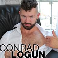 Conrad Logun Cute Scruffy American Gay Porn Star 129140 gayporn star
