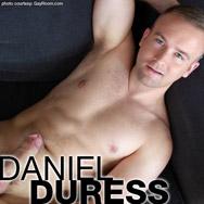 Daniel Duress Blond Hung Uncut American Gay Porn Star 130907 gayporn star