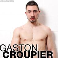 Gaston Croupier Rome based European Gay Porn Star GoGo Boy 131689 gayporn star