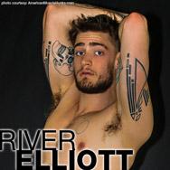 River Elliott River West Scruffy American Gay Porn Amateur River Elliott 132379 gayporn star