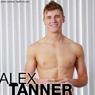 Alex Tanner Handsome American Blond Gay Porn Star 132649 gayporn star