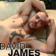 David James Handsome British Gay Porn Star Model Escort Gay Porn 133088 gayporn star