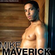 Mike Maverick Handsome American Gay Porn Star 133324 gayporn star