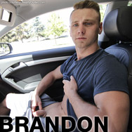 Brandon American Amateur Gay Porn Guy 133345 gayporn star
