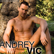 Andrey Vic Handsome Lucas Entertainment Gay Porn Star with Fat Uncut Cock Gay Porn 133355 gayporn star