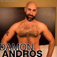 Damon Andros Handsome Hairy American Gay Porn Daddy 133455 gayporn star