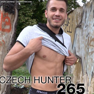 Czech Hunter 265 CzechHunter Guy 133786 gayporn star