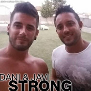Dani & Javi Strong Flirt 4 Free Live Sex and Solo Performer 133914 gayporn star