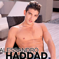 Alessandro Haddad Tiny American Gay Porn Bottom 134487 gayporn star