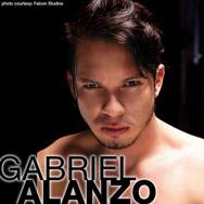 Gabriel Alanzo Sexy Uncut Latino Gay Porn Star 134488 gayporn star