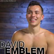 David Emblem Cute Slutty Kink Men American Gay Porn Star Go Go Boy  134657 gayporn star