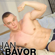 Jan Bavor Blond William Higgins Czech Muscle Hunk Gay Porn Star 134920 gayporn star