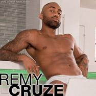Remy Cruze Handsome Hung Black American Gay Porn Star 135246 gayporn star