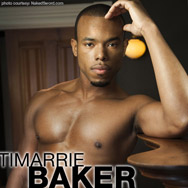 Timarrie Baker Handsome Hung Black American Gay Porn Star Gay Porn 135255 gayporn star