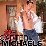 Carter Michaels Big Dicked American College Jock Gay Porn Star 135346 gayporn star